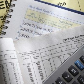 Accounting and payroll categories production guide support services
