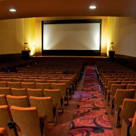 Auditoriums and Theaters categories locations guide