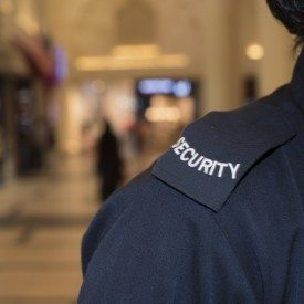 Security category production guide support services