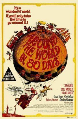 Around the World in Eighty Days Film