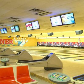 Location March 2016 Sooner Bowling Center