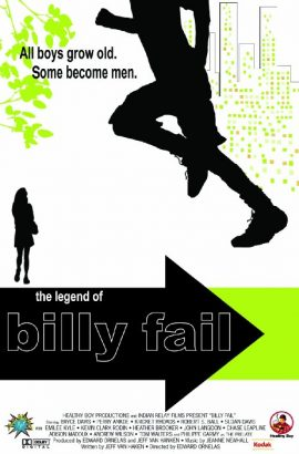 The Legend of Billy Fail Film