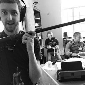 Film Artist December 2015 Brian Gililland