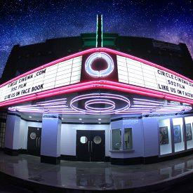 Location August 2015 circle cinema