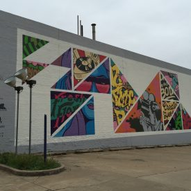 Location February 2016 tfmac mural
