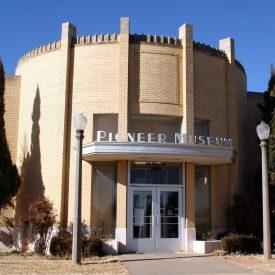 Location October 2016, Pioneer Museum