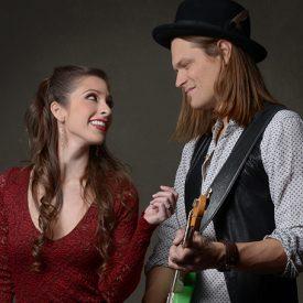 Music Artist December 2016, Maggie McClure, Shane Henry
