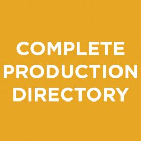 Complete Production Directory, Support Services