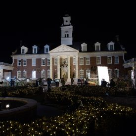 Dominion House from Christmas in the Heartland