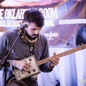 Music Artist for January 2018 Kyle Reid