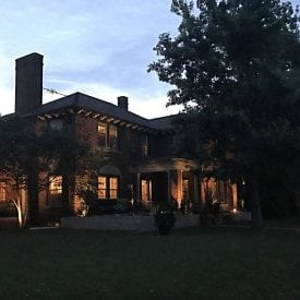 Featured Location for July 2018 Williams Residence