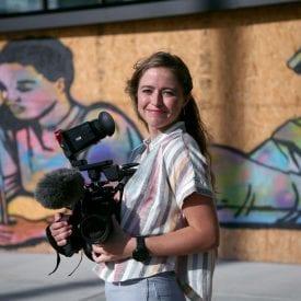 McKinleigh Lair | doc filmmaker