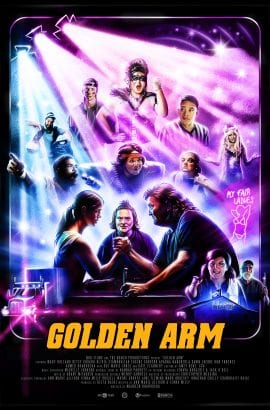 Golden Arm Poster