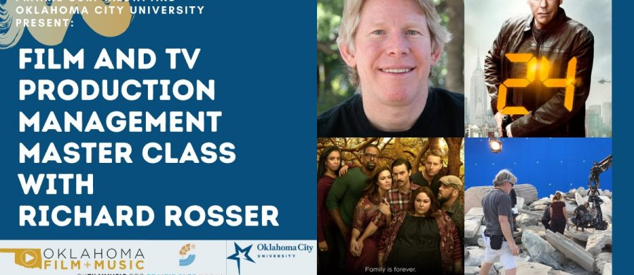 Master Class with Richard Rosser